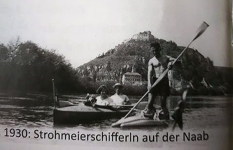 1930 strohmeierschifferln auf der naab.j