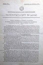 patentschrift wassergleitschuh seite 1hp