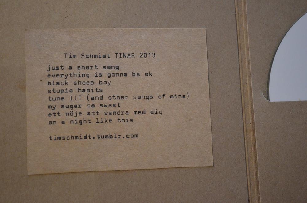 Music by Tim Schmidt