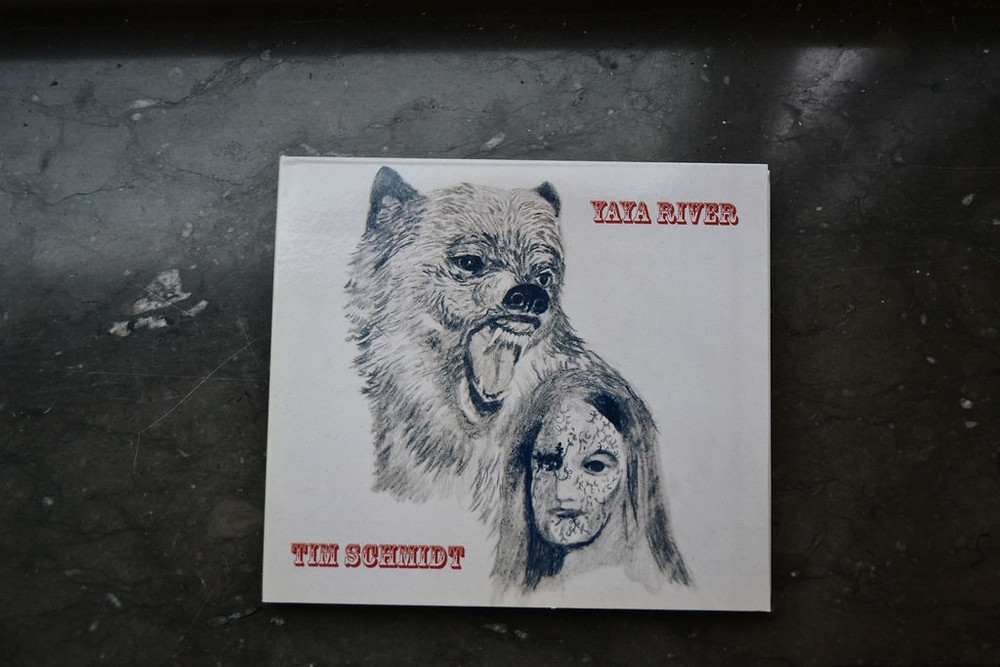 Tim Schmidt's Yaya River CD by Thanks for the Postcard