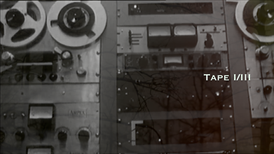 Tape I/III ° Sounds like it comes from the Archive °