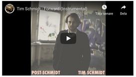 Tim Schmidt Forward is a Soft Instrumental (Pirate Release Bootleg)