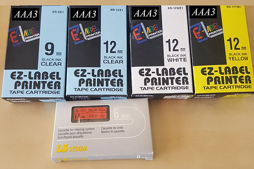 Cassette LS 150 / 180