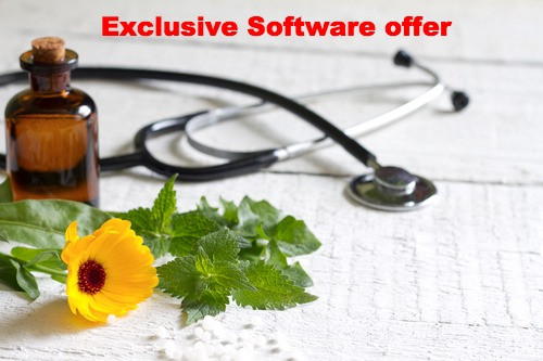 Vision homeopathic software