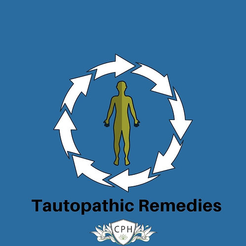 Tautopathic Remedies