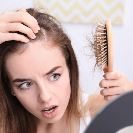 The emotional impact of hair loss.