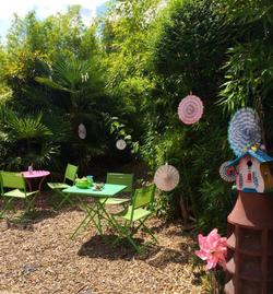 Garden party teddington