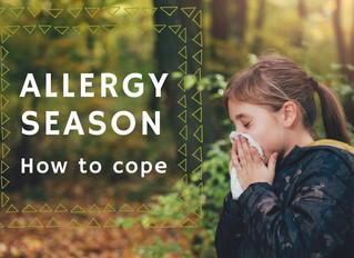Fight Allergy Season with Homeopathy