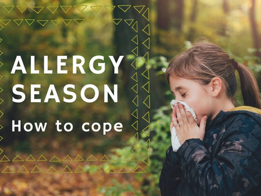 Fight Allergy Season withHomeopathy