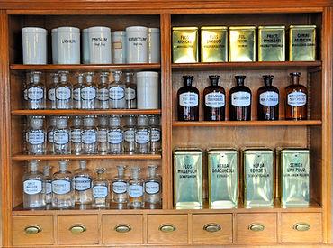 Herbal remedies, homeopathic remedies