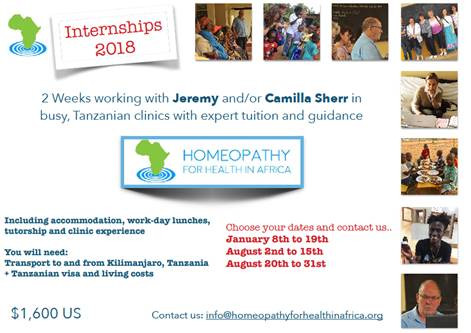 Internship Dates 2018: 8th to 19th January / 2nd to 15th August / 20th to 31st August