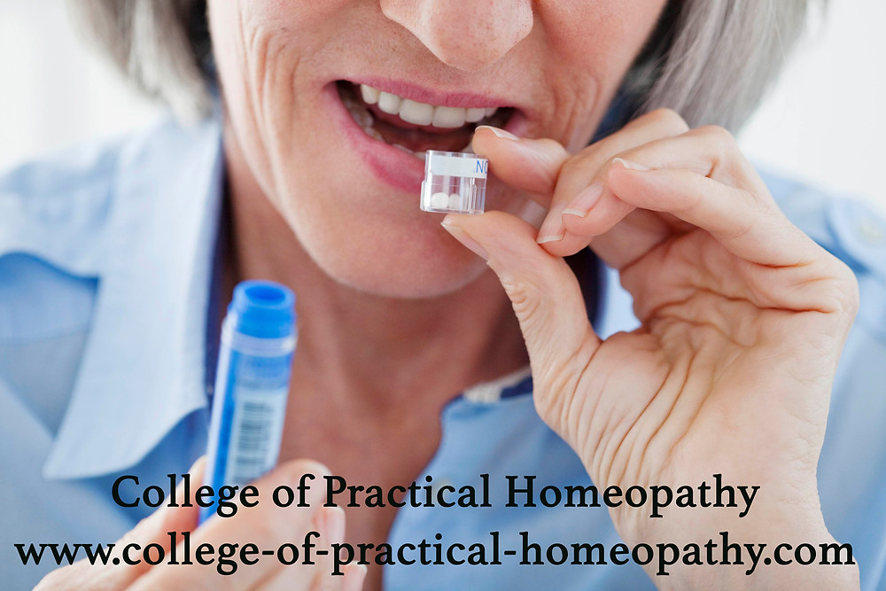 Homeopathy courses online