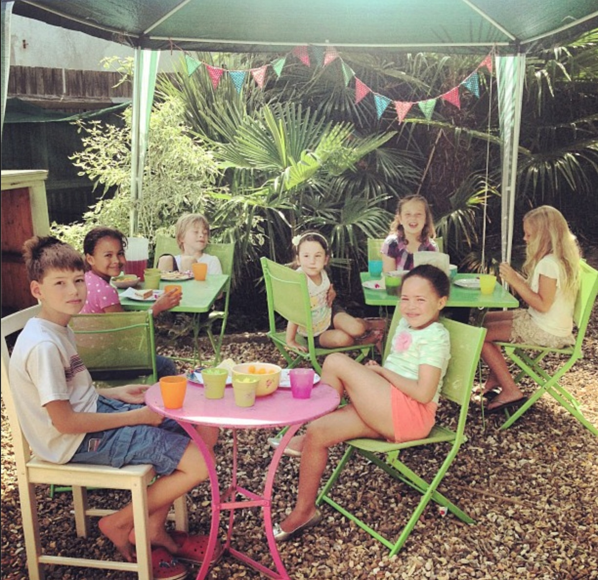Kids summer party Teddington