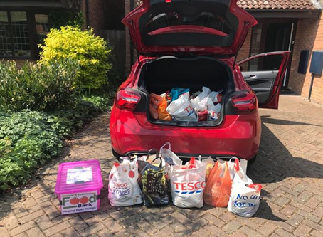 Post Covid 19 & Bishop's Stortford Food bank