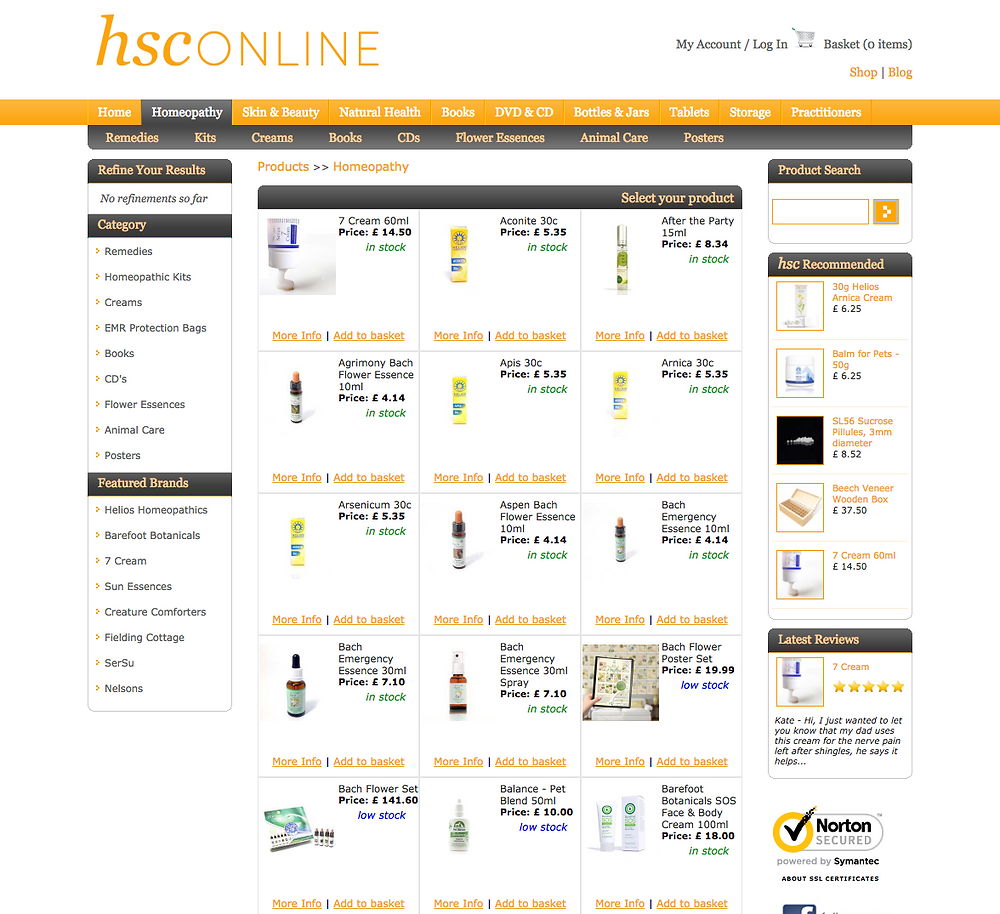 HSC online student discount for Homeopathic students of College of practical homeopathy