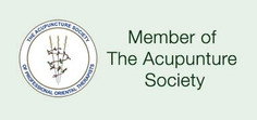 Member of The Acupuncture Society Logo