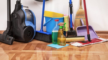 DIY professional cleaning service