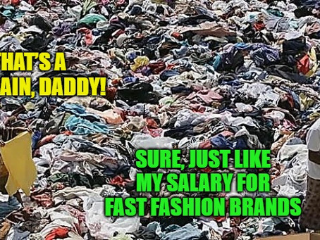 Fast fashion: a cheap luxury we can no longer afford
