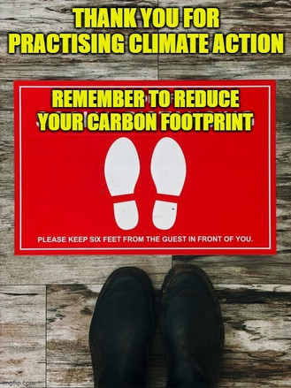 10 painless measurable ways to reduce your carbon footprint