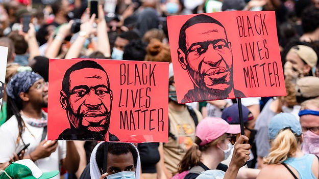 Cli-fi short stories dedicated to the Black lives matter movement.jpg