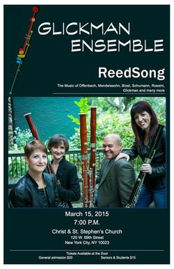 ReedSong 2015