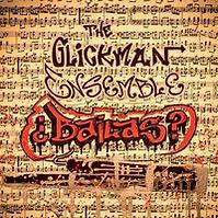 The Glickman Ensembl  Bailas CD