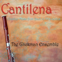 Glickman Ensemble Cantilena CD