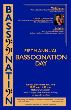 Bassoonation Poster