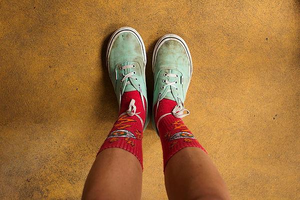 Gnarly socks Paris