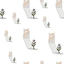 pattern Emy Sato @ilustreemy