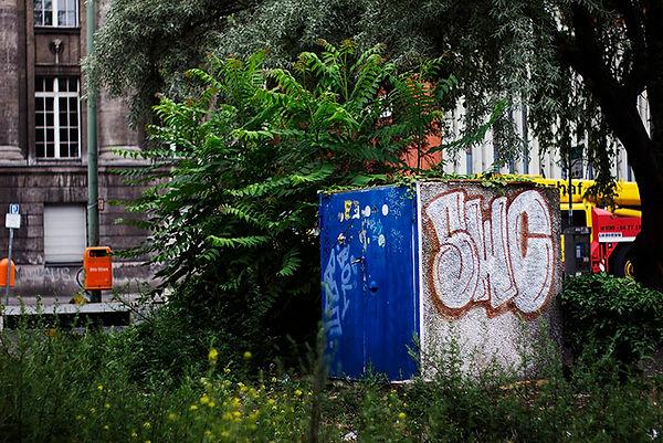 Grafitti in a wall in Berlin. EMY SATO ILLUSTRATION ILUSTRAÇAO PHOTOGRAPHY FOTOGRAFIA ART
