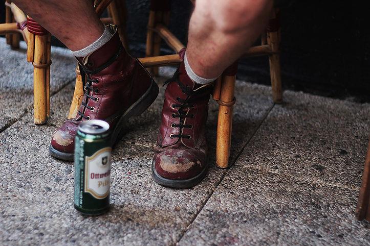 Boots inParis