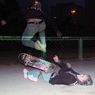 Ligiane Xuxa Skate Espraiada - Emy Sato