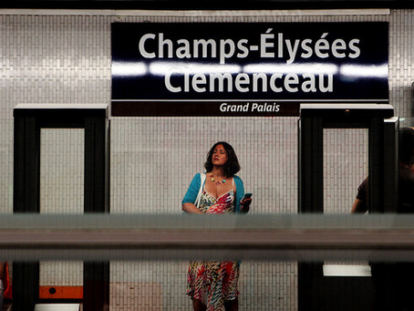 Take a Trip: Discover Paris before 2020 Lockdown