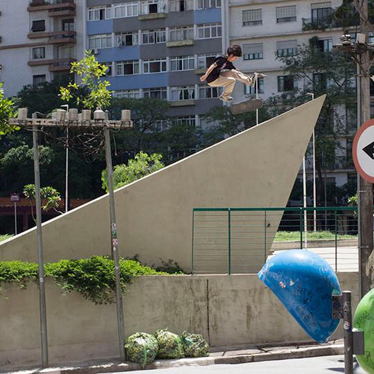Skateboard is self Love