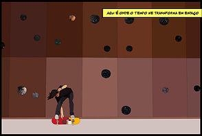 Rene shigueto illustration, skate illustration in forum, barcelona, emy sato @ilustreemy