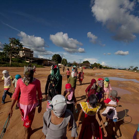 Xingu, the ancient river