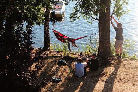 camping in prague