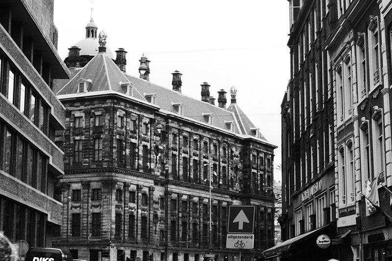 Amsterdam city  - Emy Sato Photograhy & Illustration