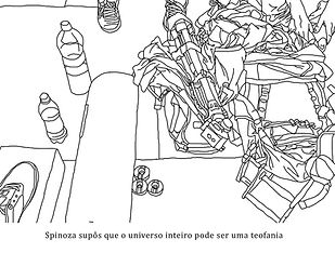 Valis, from philip k. dick illustration. emy sato illustration @ilustreemy