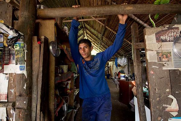 Resex Riozinho do Anfrisio, Rio Xingu, Pará, Brasil
