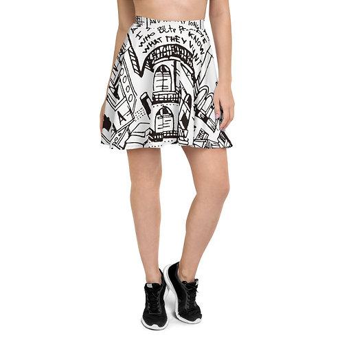 Because Of Nina - Skater Skirt