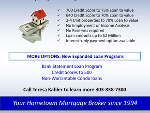 Stated-Income Investor Loans