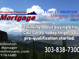 Thinking about buying a home? Sit down with Corey to start your pre-qualification. Call Corey today