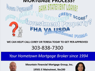 Confused About the Mortgage Process?