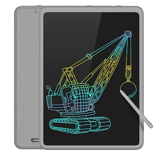 Tecboss LCD Writing Tablet Colorful Screen, Erasable Electronic Digital Drawing