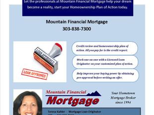 Homeownership Plan of Action