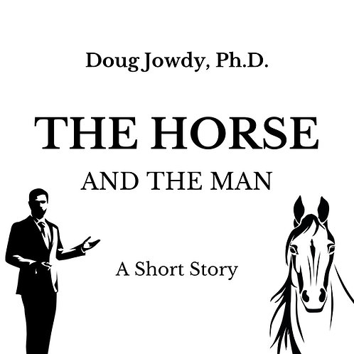 The Horse and The Man (AUDIOBOOK)