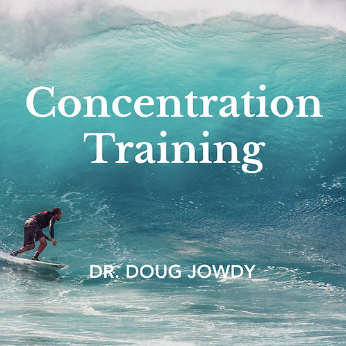 Concentration Training Audio