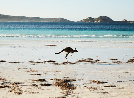 Camping in Cape Le Grand National Park